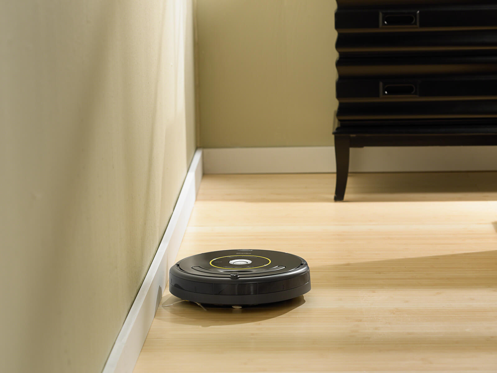 Test iRobot roomba 650